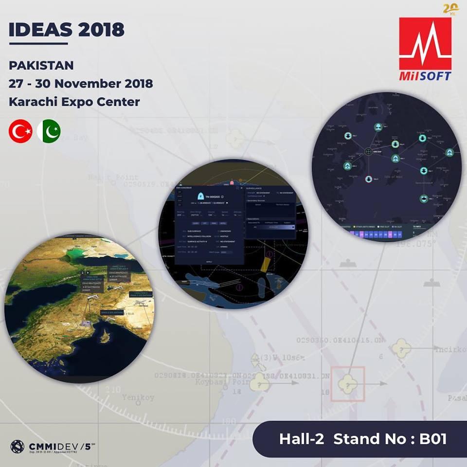 IDEAS 2018